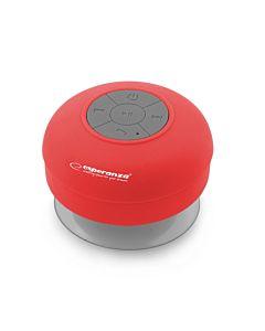 Boxa portabila ESPERANZA EP124R, Bluetooth, SPRINKLE