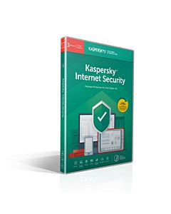 Licenta retail Kaspersky Internet Security - anti-virus pentru PC si dispozitive mobile