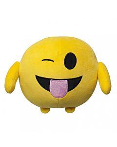 Jucarie de plus Emoticon Tongue, 11 cm - NV8198
