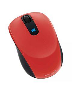 Mouse Microsoft Sculpt Mobile, Wireless, Rosu
