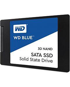 """Solid State Drive (SSD) Western Digital Blue 3D, 500GB, 2.5"""", SATA III"""