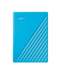 "HDD extern WD, My Passport, 2TB, 2.5"", USB 3.2, compatibil cu Windows, Albastru"