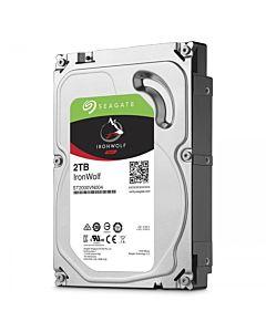 HDD Seagate Ironwolf 2TB, 5900rpm, 64MB cache, SATA III