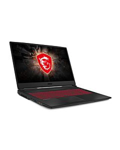 "Laptop MSI GL75 9SD-200XRO, 17.3"" FHD (1920*1080), 120Hz wideview 94% NTSC color Anti-Glare, close"