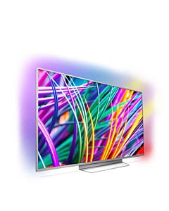 Televizor LED Smart Android Philips, 123 cm, 49PUS8303/12, 4K Ultra HD