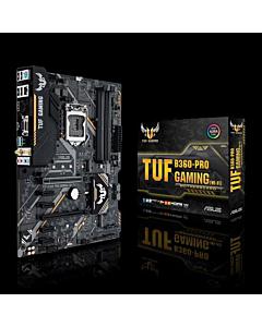 Placa de baza Asus TUF B360-Pro Gaming WI-FI Socket 1151