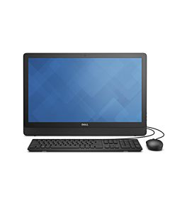 Desktop All-in-One Dell Inspiron 3464 Intel Core Kaby Lake i5-7200U 1TB HDD 8GB FullHD Win10 Tastatura+Mouse