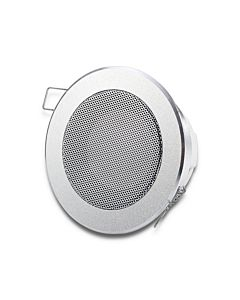 Qoltec Ceiling speaker, waterproof, RMS 15W, 8 Om, Silver