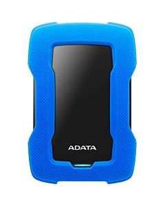 "HDD Extern ADATA Durable HD330 2TB, Shock Sensor, 2.5"", USB 3.1, Albastru"