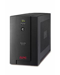 UPS APC BX950UI, 950 VA, 480 W, USB, RJ11, Line-interactive