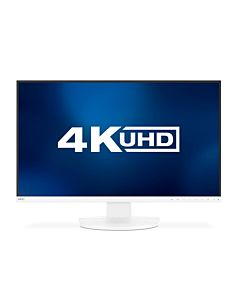 Monitor NEC EA271U 27inch, IPS, 4K UHD, DVI/HDMI/DP/USB, alb