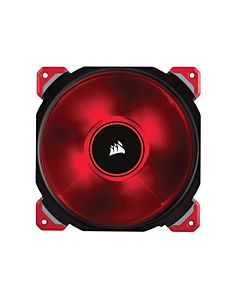 Corsair Air Series ML140 PRO Magnetic Levitation Fan, LED red, 140mm