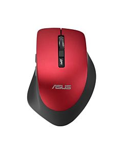 Mouse optic ASUS WT425, 1600 dpi, USB, Rosu