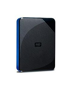 """HDD extern WD, Gaming drive PS4, 4TB, 2.5"""", USB 3.0, Negru"""