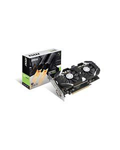 Placa video MSI GeForce® GTX 1050 Ti 4GT OC, 4GB GDDR5, 128-bit