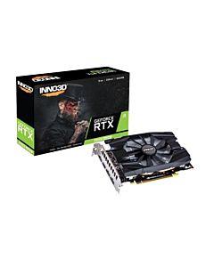 INNO3D GeForce RTX 2060 SUPER COMPACT, 8GB GDDR6, HDMI, 3xDP