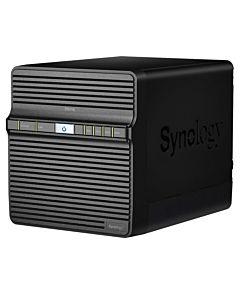 Synology DS418j, 4-Bay SATA, Realtek 2C 1,4 GHz, 1GB, 1xGbE LAN, 2xUSB 3.0