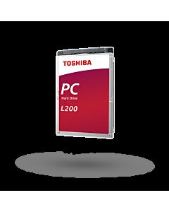 Internal HDD Toshiba L200 2,5'' 1TB SATA 5400RPM 128MB BULK