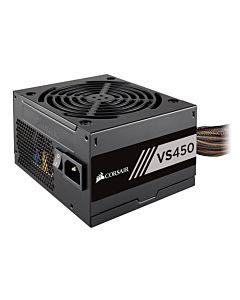 Sursa PC Corsair VS Series VS450 (2018), 450W, 80 PLUS White, Eff. 85%, Active PFC, ATX12V v2.31, 1x120mm fan