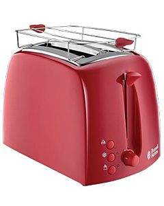 Toaster Russell Hobbs 21642-56 Textures, red