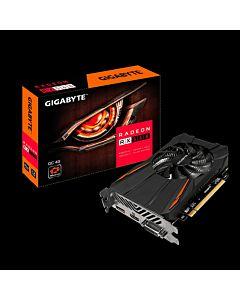 Placa video Gigabyte Radeon RX 560 OC,  4GB GDDR5, 128 bit