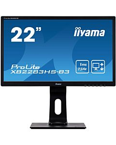 Monitor Iiyama XB2283HS-B3 C 22'', panel VA, HDMI/DP