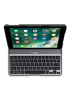 "Husa de protectie Belkin QODE Ultimate Lite pentru Apple iPad 9.7"" 6th Generation (2018), Tastatura, Black"