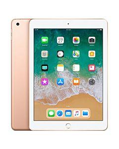 "Apple iPad 9.7"" (2018), 32GB, Cellular, Gold"