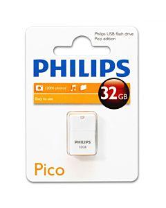 Philips Usb 2.0 32gb Pico Edition Grey