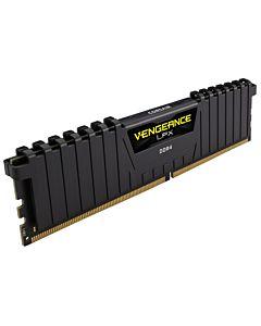 Memorie Corsair 8GB, DDR4, CL16, 2666 MHz, Vengeance LPX