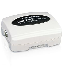 Print Server TP-LINK TL-PS110U, 1x USB 2.0