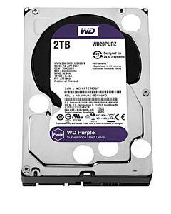 HDD WD New Purple 2TB, 64MB cache, SATA III