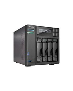 Asustor AS7004T NAS - network attached storage tower, 4-bay