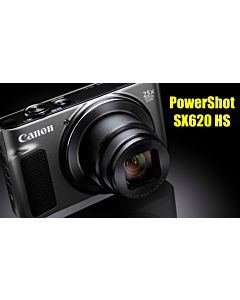 Photo Camera Canon Sx620 Hs Black