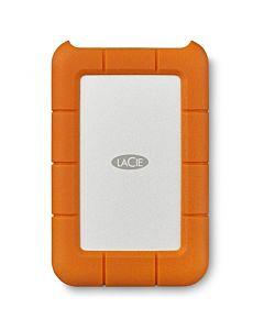 HDD extern LaCie Rugged USB, 2TB, 3.1 Type C