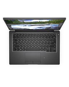 Laptop Dell Latitude 7400, 14 FHD (1920x1080) AG, Non-Touch, Super Low Power LCD, No Fingerprint and No SmartCard Reader, Carbon Fiber, Bottom Door for Latitude 7400 Carbon Fiber