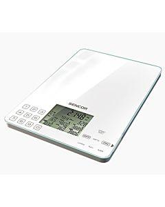 Cantar de bucatarie cu calculator de calorii, SENCOR - SKS 6000