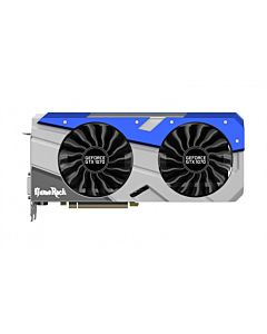 PALIT GeForce GTX 1070 GameRock, 8GB GDDR5 (256 Bit), HDMI, DVI, 3xDP