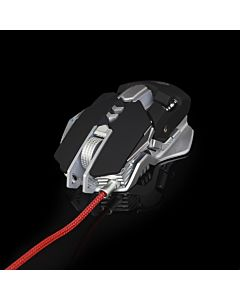 Gembird programmable optical gaming mouse 4000 DPI, AVAGO A3050, USB