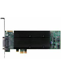 Placa grafica profesionala MATROX M9120 PLUS DualHead, 512MB DDR2, 2xDVI, PCI-Express, low profile