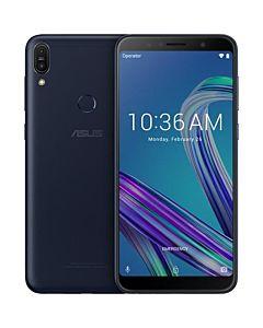 Telefon mobil ASUS ZenFone Max Pro ZB602KL, Dual SIM, 64GB, 4G, Deepsea Black