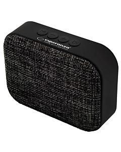 ESPERANZA EP129K SAMBA - Difuzor Bluetooth cu radio FM incorporat