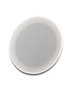 Qoltec Two-way ceiling speaker 5'', RMS 10W, 8 Om, White