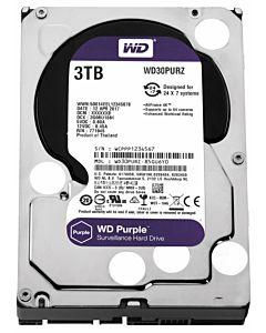Hard disk WD New Purple 3TB SATA-III IntelliPower 64MB