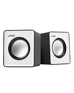 Natec UGO speakers 2.0, office, 2x3W, USB