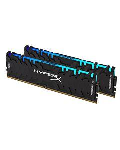 Memorie HyperX Predator RGB 16GB DDR4 3200MHz CL16 Dual Channel Kit