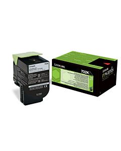 Lexmark 78C20K0 Toner Cartridge Black