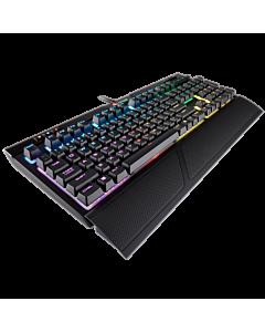 Corsair STRAFE RGB MK.2 Mechanical Gaming Keyboard - CHERRY MX rosu