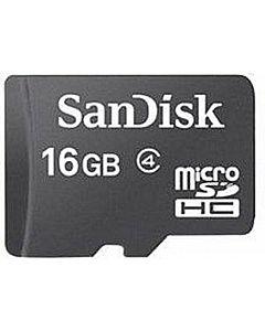 Card de memorie SanDisk Micro SDHC, 16GB