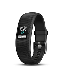 Garmin Vivofit 4, Black - (Strap Medium)